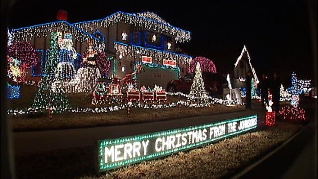 tulsa area christmas light - Christmas Lights Tulsa